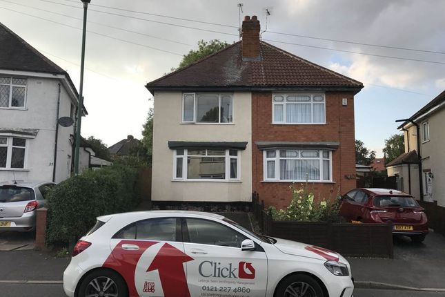 2 bed semi-detached house for sale in Rock Grove, Solihull