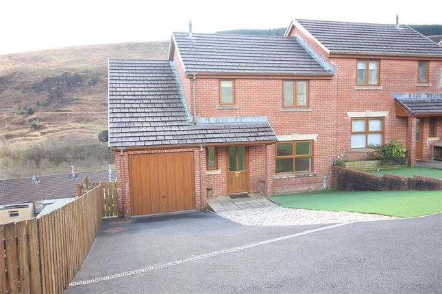 Thumbnail Semi-detached house for sale in Cambrian View, Howard St, Tonypandy