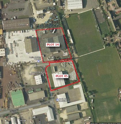 Thumbnail Light industrial to let in Plot 45 Newdown Road, South Park Industrial Estate, Scunthorpe