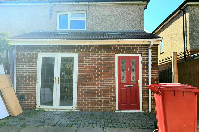 End terrace house for sale in Northern Road, Slough