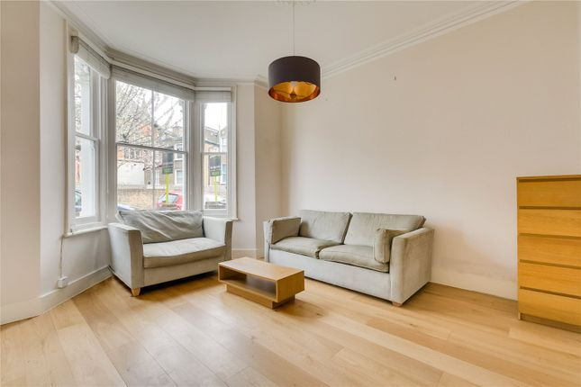 Thumbnail Flat to rent in Fordingley Road, London