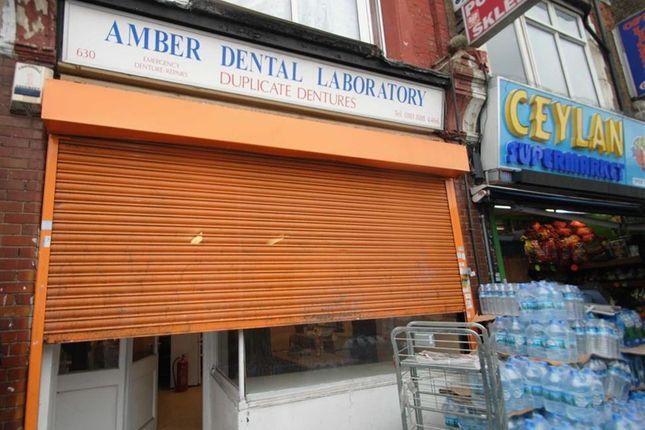 Thumbnail Retail premises to let in Lordship Lane, London