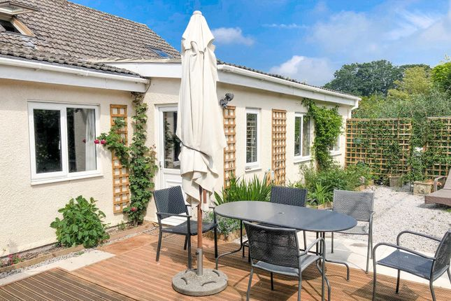 Thumbnail Detached house for sale in Oakwood Drive, Iwerne Minster, Blandford Forum