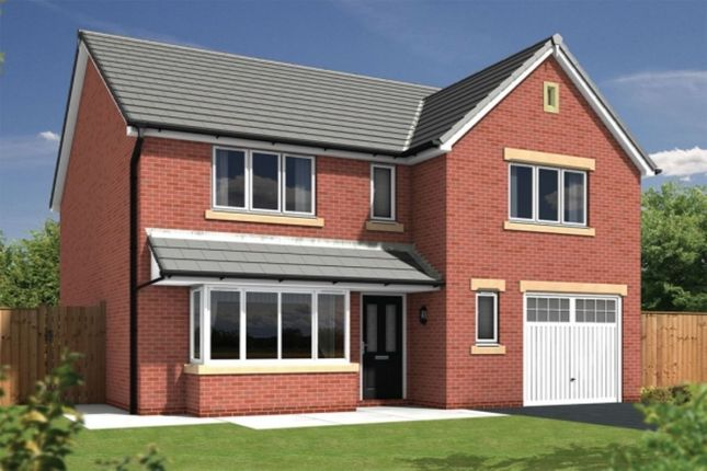 Thumbnail Detached house for sale in Shakesphere, Marton Meadows, Cropper Road, Blackpool