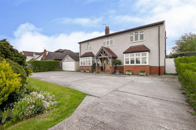 Thumbnail Detached house for sale in Hook End, Blackmore Road, Nr Brentwood