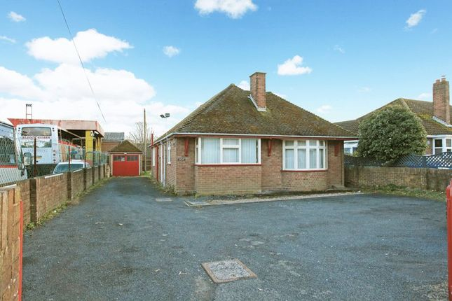 Thumbnail Detached bungalow for sale in Victoria Road, Telford