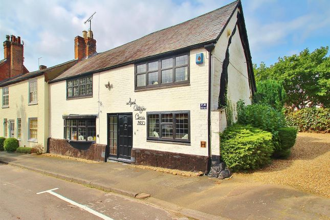 Thumbnail Semi-detached house for sale in Church Street, Rothley, Leicestershire