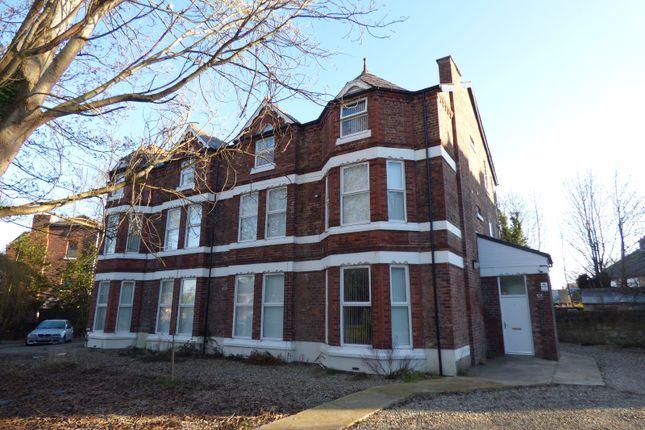 Thumbnail Flat to rent in Egerton Park, Merseyside
