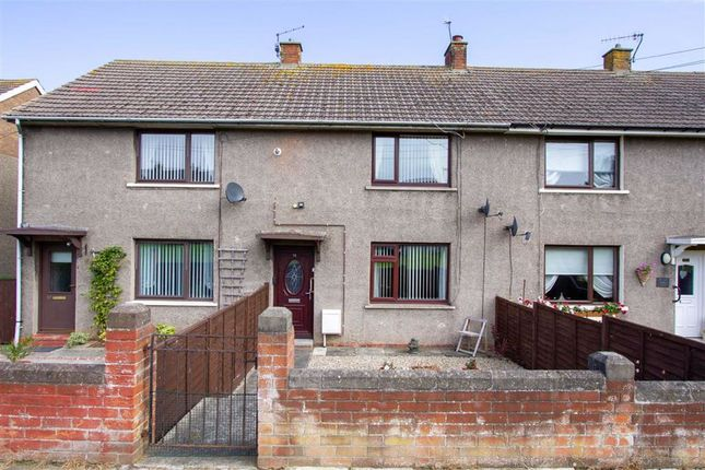 Thumbnail Terraced house for sale in Adams Drive, Spittal, Berwick-Upon-Tweed