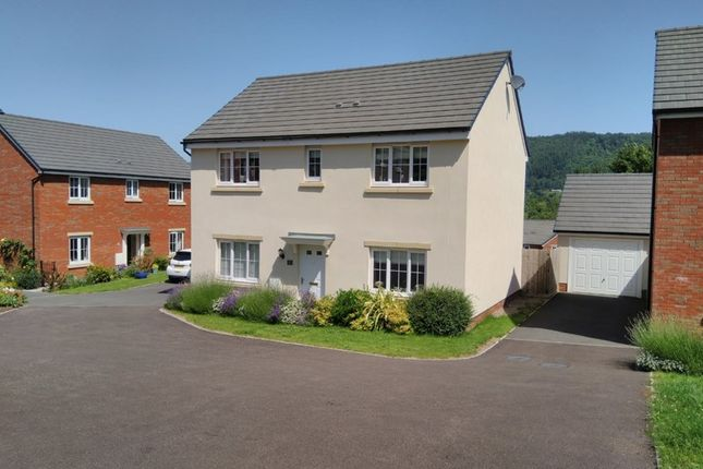 Thumbnail Detached house for sale in Pickering Close, Gilwern, Abergavenny