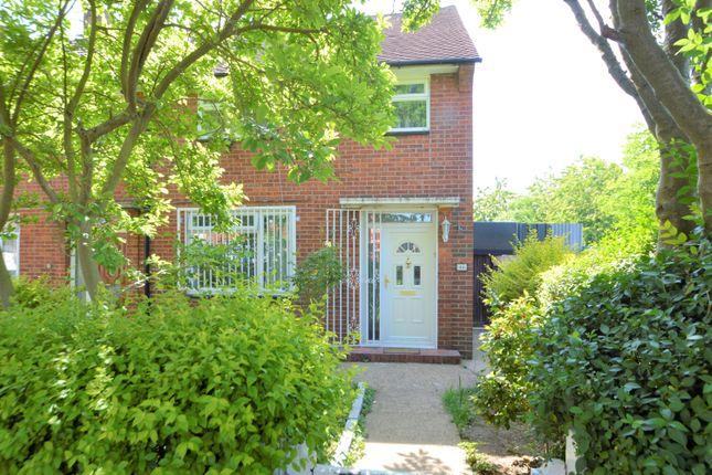 Thumbnail End terrace house for sale in Hedgemans Way, Dagenham