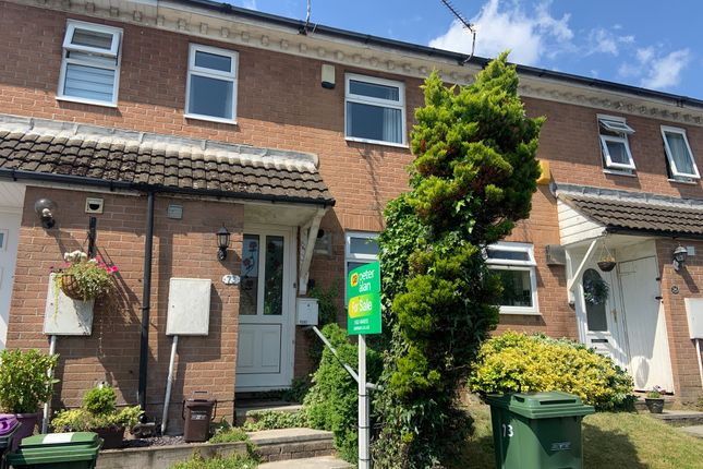 Thumbnail Terraced house for sale in Open Hearth Close, Griffithstown, Pontypool