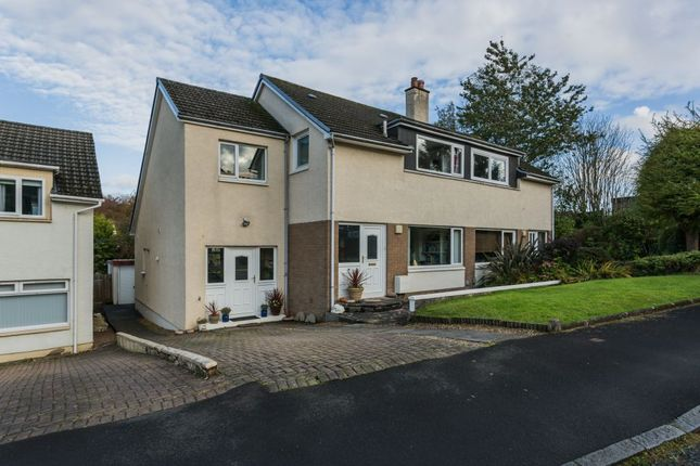 Thumbnail Semi-detached house for sale in 10 Maclay Avenue, Kilbarchan
