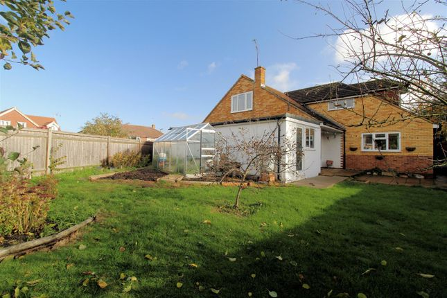Thumbnail Detached bungalow for sale in Ashley Road, St. Johns, Woking