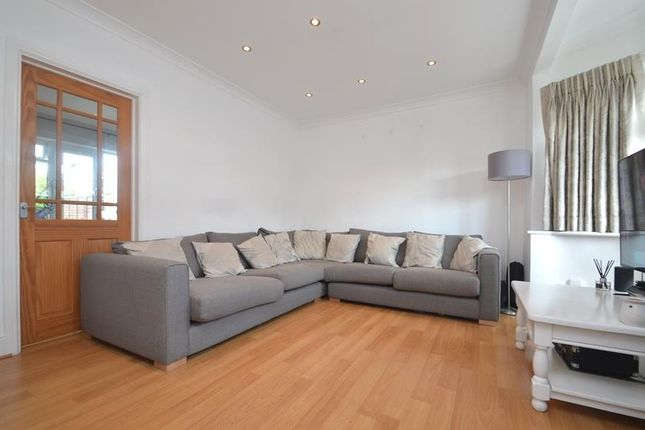 Thumbnail Terraced house to rent in Chudleigh Way, Ruislip