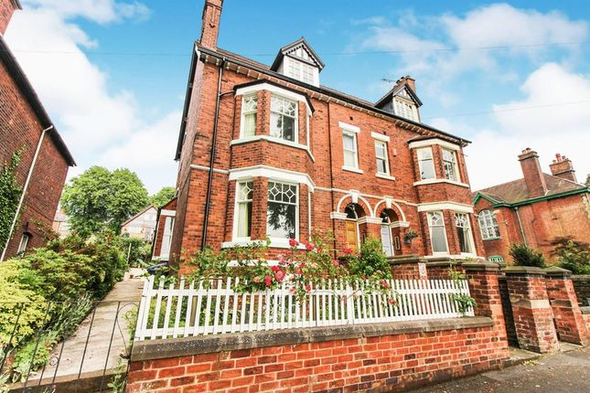 Thumbnail Semi-detached house for sale in Daintry Street, Leek, Staffordshire