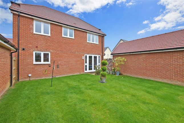 Thumbnail Detached house for sale in Battin Lane, Littlehampton, West Sussex
