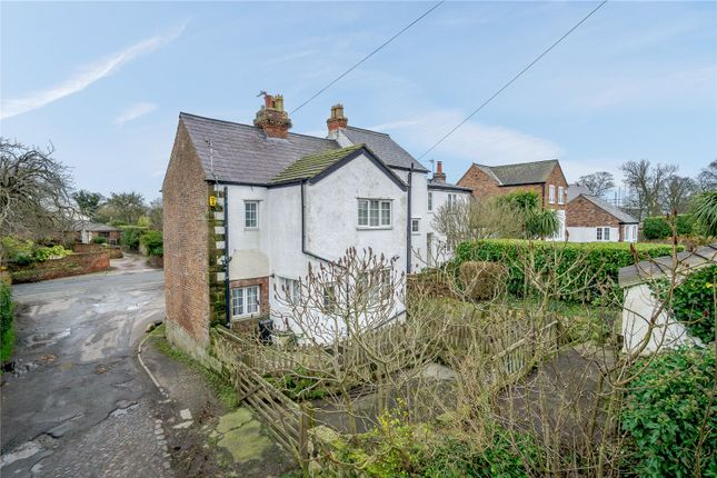 Thumbnail Semi-detached house for sale in Barnston Road, Heswall, Wirral, Merseyside