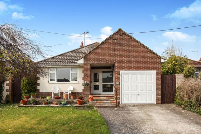 Thumbnail Detached bungalow for sale in Kitchener Road, Amesbury, Salisbury