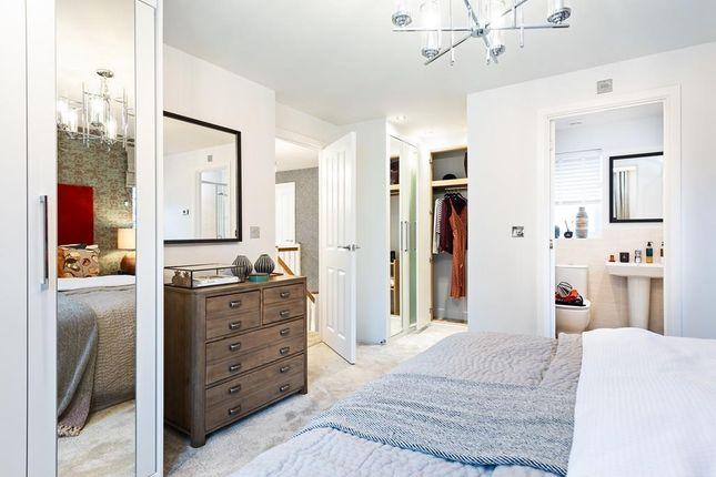 Eden Show Home Bedroom