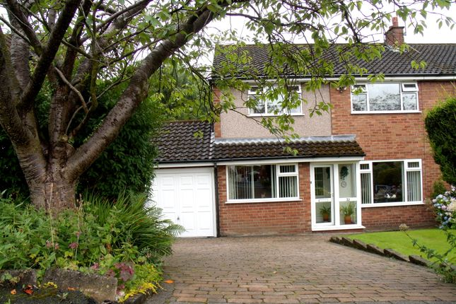 3 bed semi-detached house for sale in Brabyns Road, Hyde