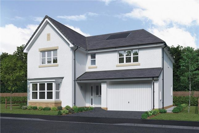 """Thumbnail Detached house for sale in """"Dewar"""" at Brotherton Avenue, Livingston"""