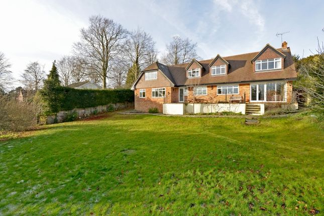 Thumbnail Detached house for sale in Guildown Avenue, Guildford
