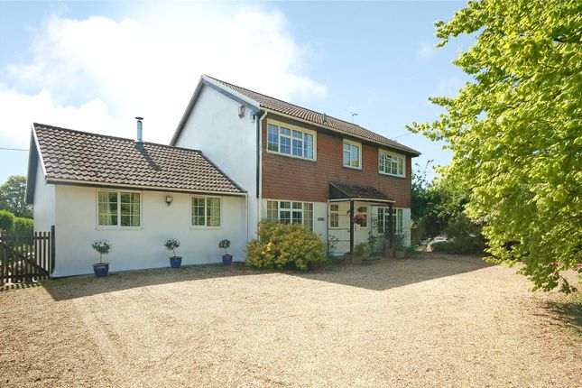 Thumbnail Detached house for sale in East Woodyates, Nr Sixpenny Handley, Salisbury