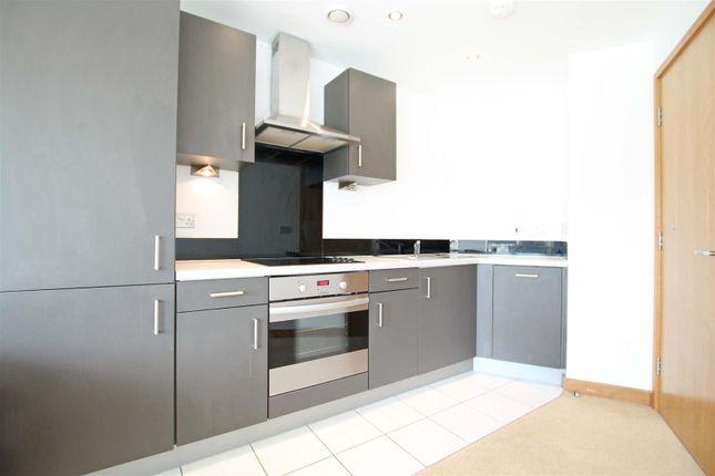 Lounge / Kitchen of Victoria Mills, Salts Mill Road, Shipley BD17