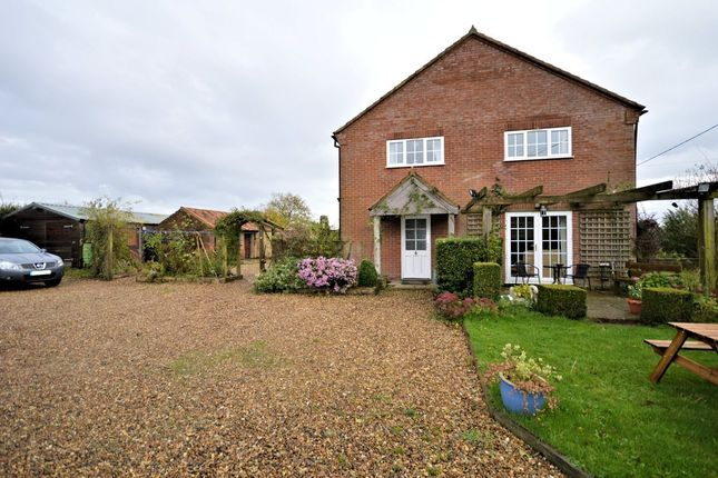 Thumbnail Semi-detached house for sale in North Elmham, Dereham
