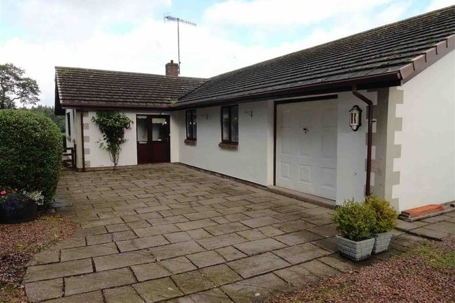Detached bungalow for sale in Wamphray, Moffat