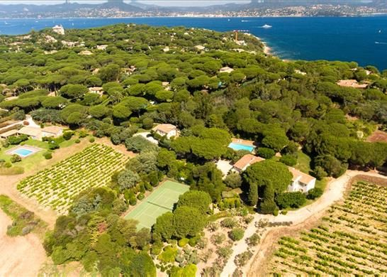 Thumbnail Property for sale in 83990 Saint-Tropez, France