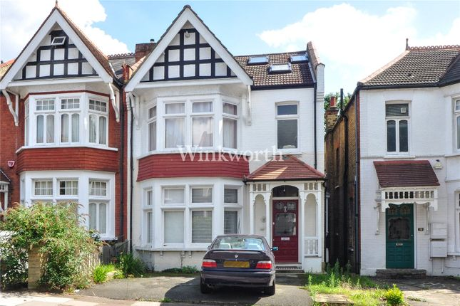 Thumbnail Flat for sale in Ulleswater Road, London