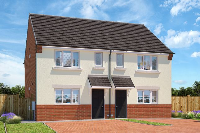 """Thumbnail Property for sale in """"The Meadowsweet"""" at Gynsill Lane, Anstey, Leicester"""
