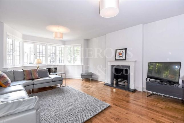 Thumbnail Flat for sale in Teignmouth Road, Mapesbury Conservation Area, London