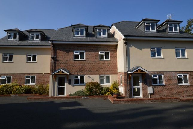 Thumbnail Flat to rent in Holland Road, Plymstock, Plymouth, Devon