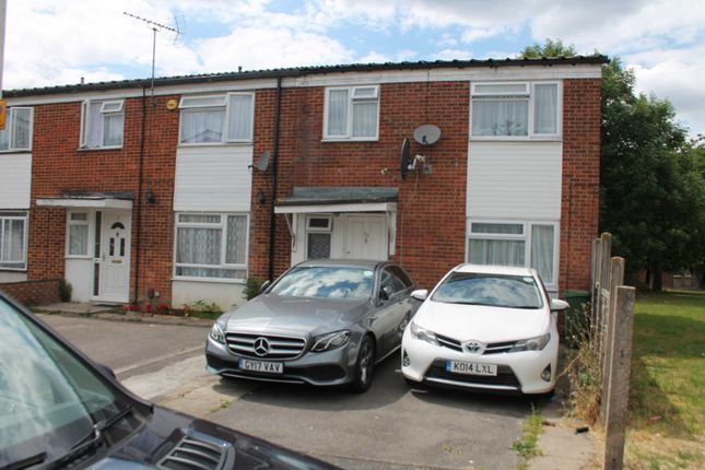 Thumbnail End terrace house for sale in Canberra Drive, Yeading