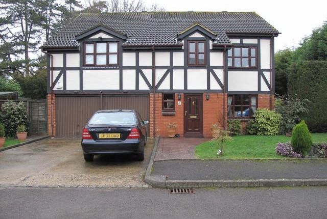 Thumbnail Detached house to rent in Merlin Close, Ifield, Crawley