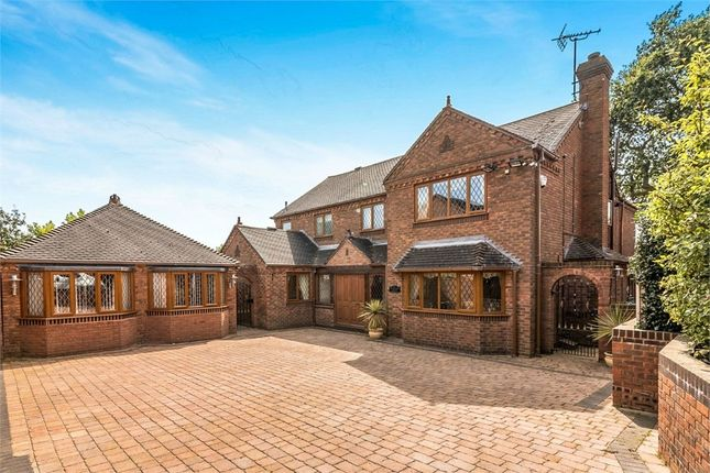 Thumbnail Detached house for sale in Kenderdine Close, Bednall, Stafford