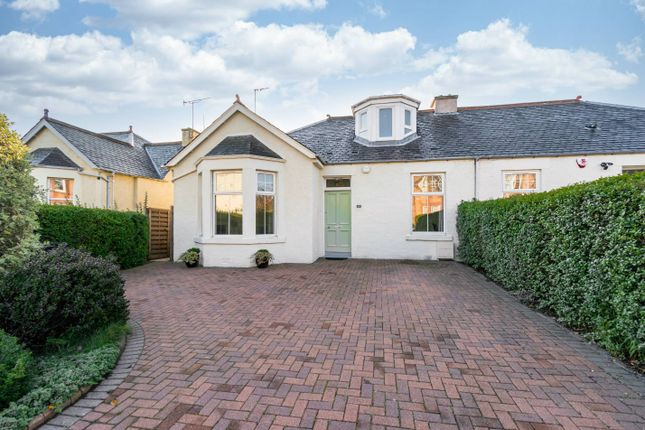 3 bed semi-detached bungalow for sale in 28 Meadowhouse Road, Corstorphine EH12