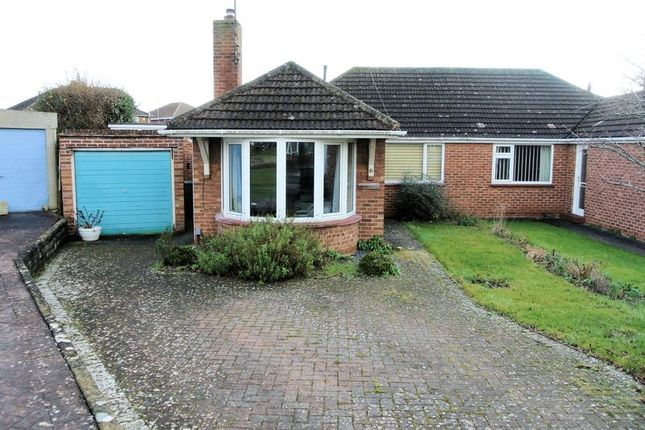 3 bed semi-detached bungalow for sale in Glevum Close, Longlevens, Gloucester