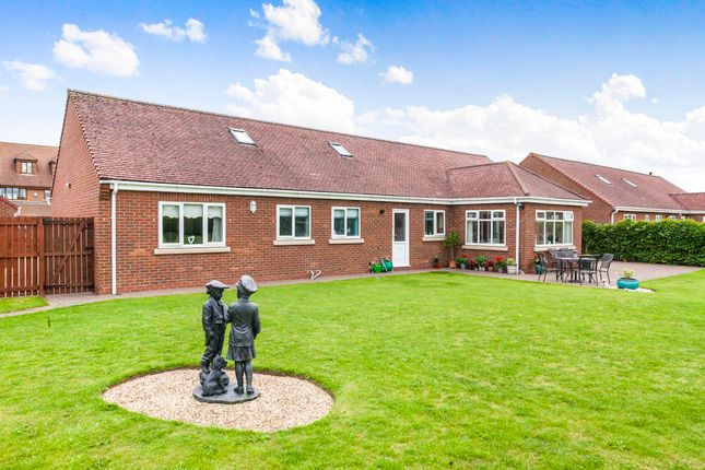 Thumbnail Detached bungalow for sale in Worset Lane, Hartlepool