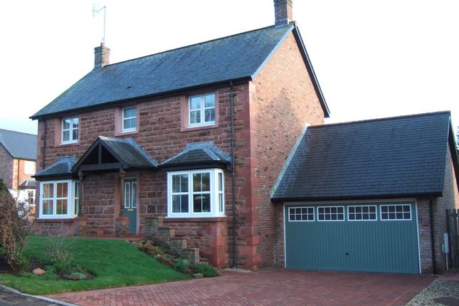 Thumbnail Detached house for sale in Low Farm, Langwathby, Penrith