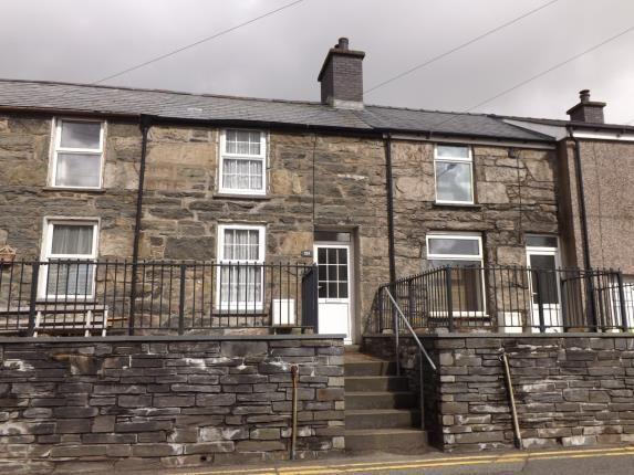 2 bed terraced house for sale in High Street, Blaenau Ffestiniog, Gwynedd, . LL41