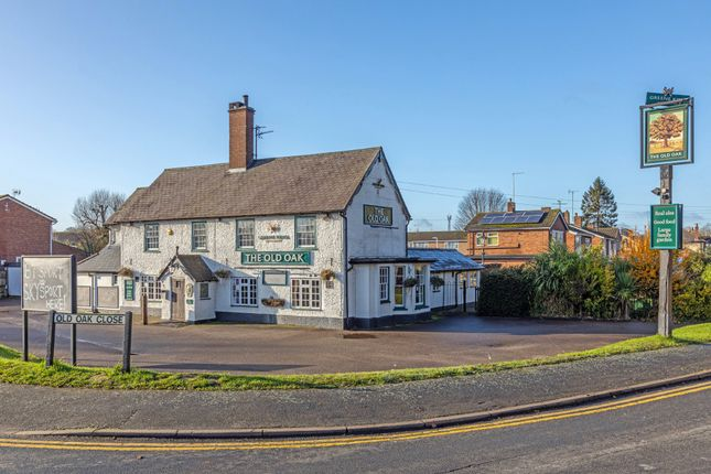 Local Pub of Crown Lodge, High Street, Arlesey, Beds SG15