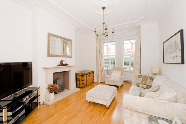 Thumbnail Terraced house for sale in Northcott Avenue, Alexandra Park, London