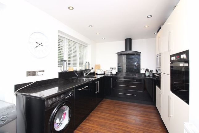 Kitchen of Petrel Close, Astley, Tyldesley, Manchester M29