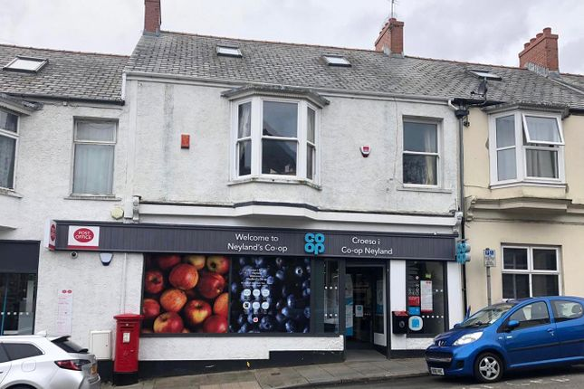 Thumbnail Maisonette to rent in The Flat, High Street, Neyland, Milford Haven