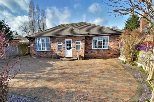 2 bed detached bungalow for sale in Wingfield Avenue, Wilmslow SK9