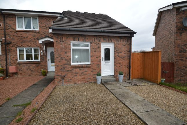 Thumbnail Terraced house for sale in Berryhill Avenue, Irvine, North Ayrshire